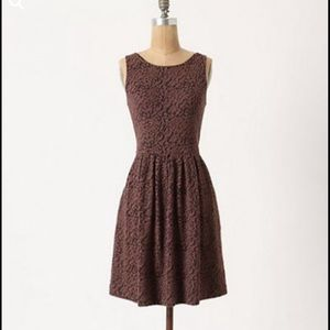 Anthropologie Dresses - Anthropologie Deletta Leopard Print Dress